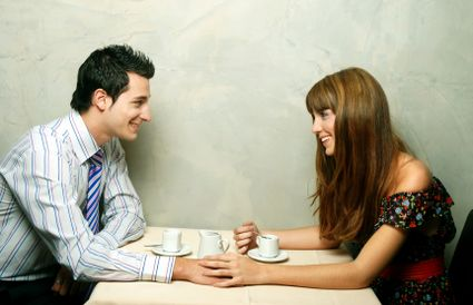 Dating tips eye contact