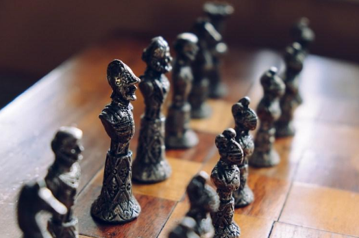 Life: A Game of Chess
