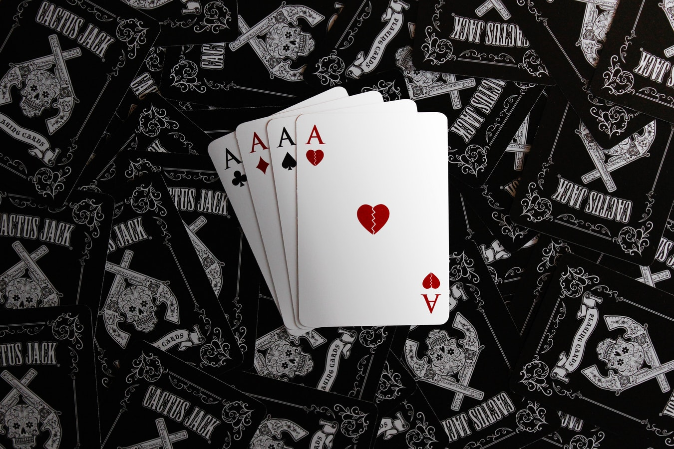 Old playing cards value